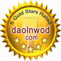 5 stars award from DaolnwoD